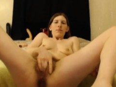 ugly-bitch-has-a-hairy-pussy-and-enormous-dildo-hardcore