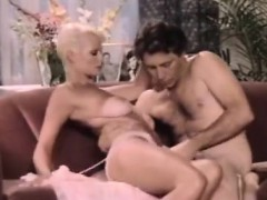 Seka, John Leslie In Platinum Blonde Goddess Of Classic