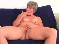 Mature But Nasty Granny!