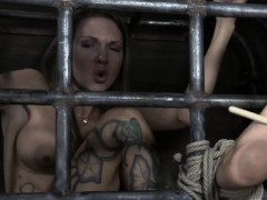 serf-gets-her-beaver-punished-from-lusty-dominatrix