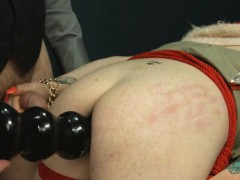 bdsm-hardcore-action-with-ropes-and-extreme-copulate