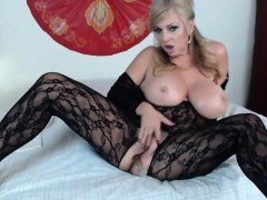mommy-bentley-with-big-tits-and-sexy-lingerie