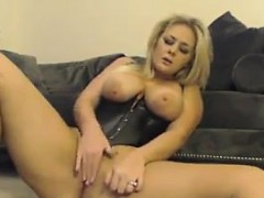 thick-blonde-rubbing-her-pussy