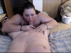 horny-bbw-eating-her-hubby-s-cock-for-dinner