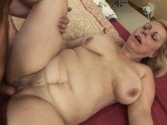 blonde-granny-wakes-him-up-for-an-anal-fuck
