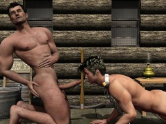 3d gay boys fantasies! – Gay Porn Video