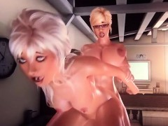 hard lesson — incredible 3d anime xxx collection