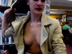 Naked In Public Library