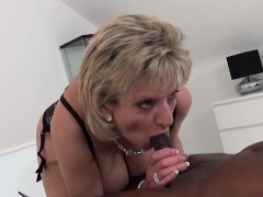 Unfaithful English Milf Lady Sonia Showcases Her Big Hooters