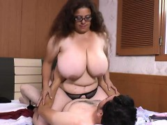 brunette-with-huge-tits-is-getting-fucked-by-man