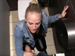 naughty-hotties-net-kinky-blonde-public-restaurant-tease-t