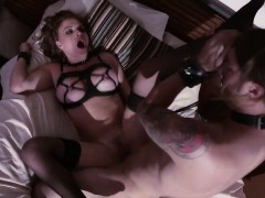 Domina Swallows Spunk