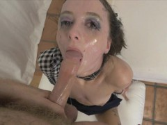 petite whore deepthroats –  سكس مص لحس زب رهيب
