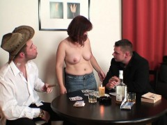 strip-poker-leads-to-old-threesome
