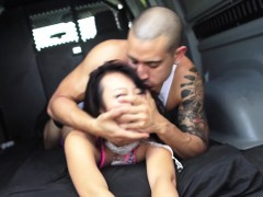 asian girl gets fingered