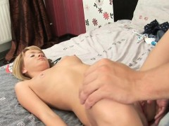 Tall Lassie Sucks Long Jock And Is Smacked Rough From Behind