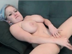 Bbw Hard Masturbating At Webcam