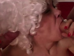 hairy wife enjoys a set of dicks inside her vagina WWW.ONSEXO.COM