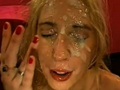 Blonde German Teen Gangbang Thick Bukkake – FreeFetishTV.com