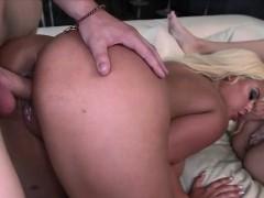 Hottie Belle n Bridgette gets fuck