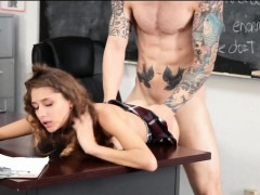 petie student drilled hard rebel lynn