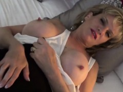 Unfaithful British Milf Lady Sonia Shows Her Huge Jugs