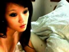 Young Chinese Student Masturbating – FreeFetishTV.com