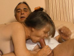 Xxxomas – Mature German Granny Gets To Taste Some Spunk