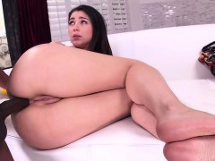 Gorgeous Bubble Butt Busty Valentina Nappi Butthole Bang