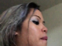 Blonde Short Hair Asian Nena From 1fuckdatecom