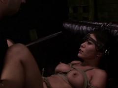 Fetishnetwork Mena Li Rope Bondage Sex