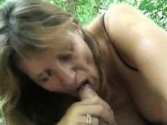 Dutch Milf Fucked In The Woods Allena From 1fuckdatecom