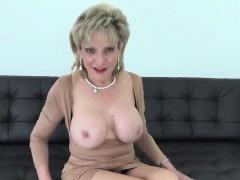 Unfaithful Uk Milf Gill Ellis Shows Off Her Massive Titties