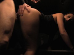 Fuckedintraffic - Big Ass Brunette Babe Nata Lee Gets Fucked