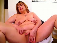 Maryann From 1fuckdatecom – Red Rusia Mature Has Big Orgasm