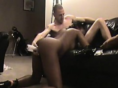 Kinky And Real Interracial Couple