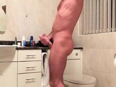 Toilet Jerkoff