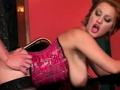 huge boobs stepmom and her young lover stepson