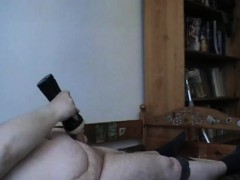 fat-man-that-is-excessively-and-dildo-for-that-very-first-t