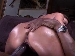 Stunning Babe With Big Ass Rough Analsex