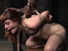 heeled-tattooed-slut-roped-and-punished