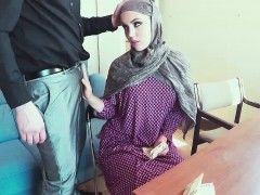 shy-arab-stuffed-with-a-swollen-cock-inside-her-mouth