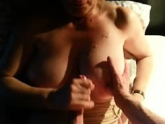 Mother wanking me off on her huge Delicia from 1fuckdatecom
