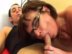 jana-the-cock-sucking-and-riding-nerdy-granny