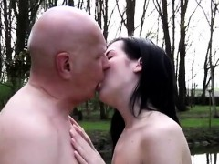 old mom penetrated hard and old dude sex young scorching slut dan