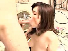 cheating oriental wife enjoying steamy sex with her lover o