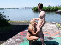 freedom public fucking with huge tit milf alyssa lynn