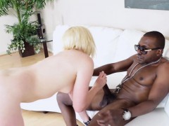 Miley May Takes Enormous Black Dick