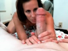 mature brunette small tits try first anal