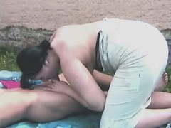 chubby-brunette-mother-outdoors-by-ginger-from-1fuckdatecom